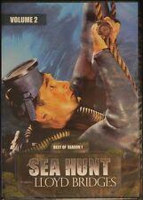 SEA HUNT Best of Season One Volume Two Lloyd Bridges Sixteen Episodes BRAND NEW
