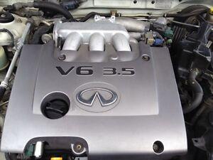 2002 -2003 Nissan Maxima,Altima,Infinity I35 Engine