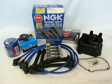 Tune Up Kit (NGK V-Power) fits 1998-2002 Honda Accord LX EX 2.3L 4cyl