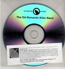 (CJ251) The Old Romantic Killer Band, Lovers Pass - 2008 DJ CD