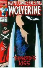 Marvel Comics Presents # 116 (Wolverine / Typhoid Mary) (USA, 1992)