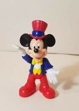 Mcdonalds Mickey Mouse Toy/Cake Topper. Epcot, Mickey and Friends, Disney World