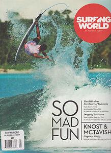 Surfing World Australian Magazine #331 NOVEMBER 2012, SO MAD FUN.