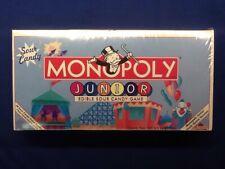 Monopoly junior edible sour candy game 2000 by Bon Bon Buddies Sealed