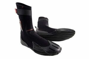 ONeill Round Toe Heat Boot 3mm in Black - Size 7