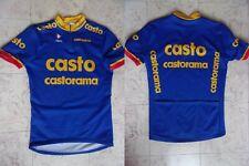 maillot velo cyclisme vintage Castorama
