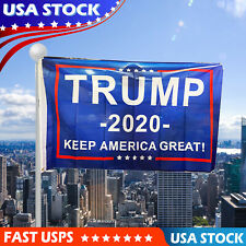 Donald Trump 2020 Keep America Great Flag 3x5 Feet President Banner Republican