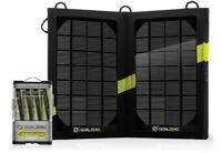 Solar Ladegerät Guide 10 Plus GoalZero Solarmodul Nomad 7 + Powerpack Solar Kit