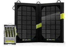 CARICABATTERIE SOLARE guide 10 PLUS GOALZERO Modulo Solare Nomad 7 + Powerpack Solar Kit