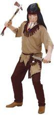 Widmann Costume da pellerossa 'indiano' Marrone (braun) 158 cm (11-13