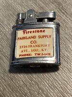 Vintage Firestone Square - Warren Japan Lighter