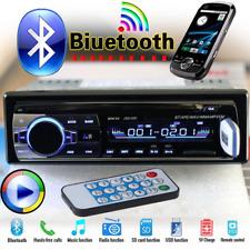 Best-Selling 12V Bluetooth Car Stereo FM Radio MP3 Audio Player USB SD AUX Auto