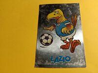 LAZIO SCUDETTO MASCOTTE  ALBUM CALCIATORI PANINI 1984/85 FIGURINA N°163 rec