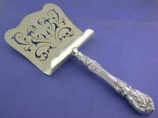 Rare Sterling REED & BARTON Hooded Asparagus Server FRANCIS I 1907