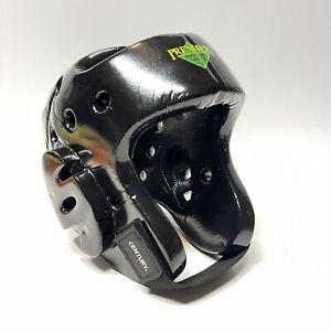 Century PMA Protective Head Gear Martial Arts Boxing Adult M/L Black NWOT