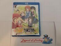 KinMoza: Complete Collection - Blu-Ray * New Sealed Anime * Kiniro Mosaic