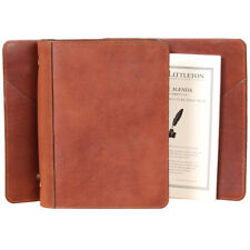 No. 2 Leather Agenda Refillable Col. Littleton
