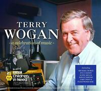 TERRY WOGAN A CELEBRATION OF MUSIC (2016) 44-track 2-CD NEW/SEALED Take That