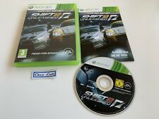 Need For Speed Shift 2 Unleashed - Microsoft Xbox 360 - PAL FR - Avec Notice