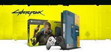 NEW Cyberpunk 2077 XBOX ONE X SYSTEM CONSOLE Collectors Edition Bundle In Hand!