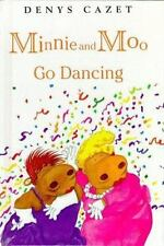Minnie and Moo Go Dancing (Minnie and Moo (DK Hardcover))-ExLibrary