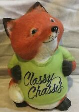 Fox Figurine Classy Chasis