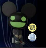 FUNKO POP! ROCKS DEADMAU5 POP FIGURE Glow in the Dark