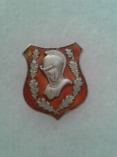 Authentic WWII US Army 1st Medical Regiment DI DUI Unit Crest Insignia