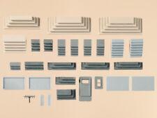Auhagen kit 11417 NEW HO 3 AND 4 STORY BUILDINGS SCHMIDTSTRASSE #27//29
