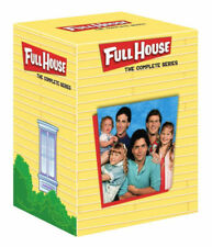 Full House : The Complete Series Season 1 2 3 4 5 6 7 8 (DVD, 32-Disc Set)