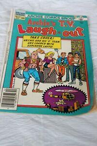 Archie's T.V. Laugh-Out  No. 92 Dec.; Archie Comics Group  1983