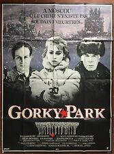 Cartel Gorky Park Michael Apted William Hurt Lee Marvin