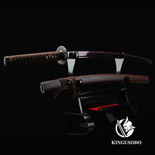 Battle Ready Katana, Sharp Samurai Katana Sword Real Handmade 1045 Carbon Steel