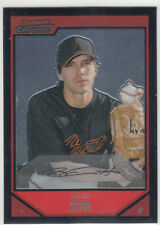 BARRY ZITO 2007 BOWMAN CHROME #101 SAN FRANCISCO GIANTS