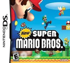 New Super Mario Bros - Nintendo DS Game Complete