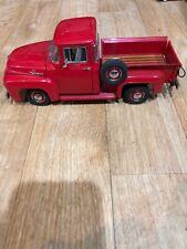 Danbury Mint 56 Ford F100 Pick Up 1/24 Red