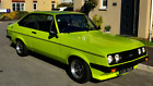 FORD ESCORT MK2 RS2000 in JAVA Green.