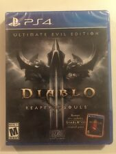 Sealed Diablo III: Reaper of Souls -- Ultimate Evil Edition (PS4 & PS4 Pro)
