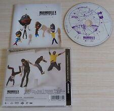 CD  ALBUM JAMAIS LA PAIX MADEMOISELLE K 12 TITRES 2008