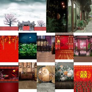 Chinese Wedding Photography Background Studio Photo Backdrop
