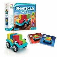 Smart Games Smart Car 5X5 Logic Educational Travel Game Toy Kids Brain Teaser