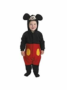 Mickey Mouse Infant Costume - Size: 12-18 months, Multicolor, Size 12.0 su5V