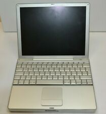Apple Mac Powerbook G4 Model A1104 - Spares  or Repair - Macbook Laptop