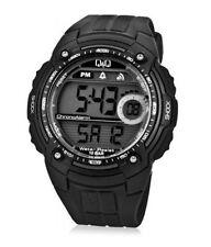 Q&Q Resin Case Wristwatches