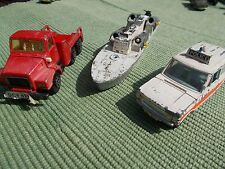 DINKY + GUISVAL - MIXED LOT (4)