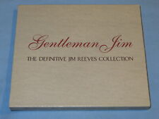 JIM REEVES Gentleman Jim: The Definitive Collection (CD 2003) 2-CD SET
