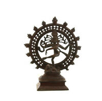Statua Di Shiva Nataraj Nataraja Natraj Danza 1.050KG India 4658