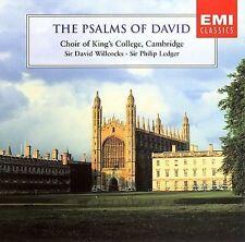 The Psalms of David - Choir of  King's College, Cambridge - Sir David Willcocks,