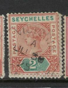 Seychelles SG 25 VFU (4dwg)