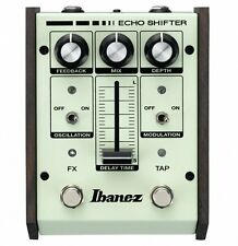 Ibanez ES2 Echo Shifter Analog Delay 30ms - 1000ms Tap Tempo Pedal Footswitch